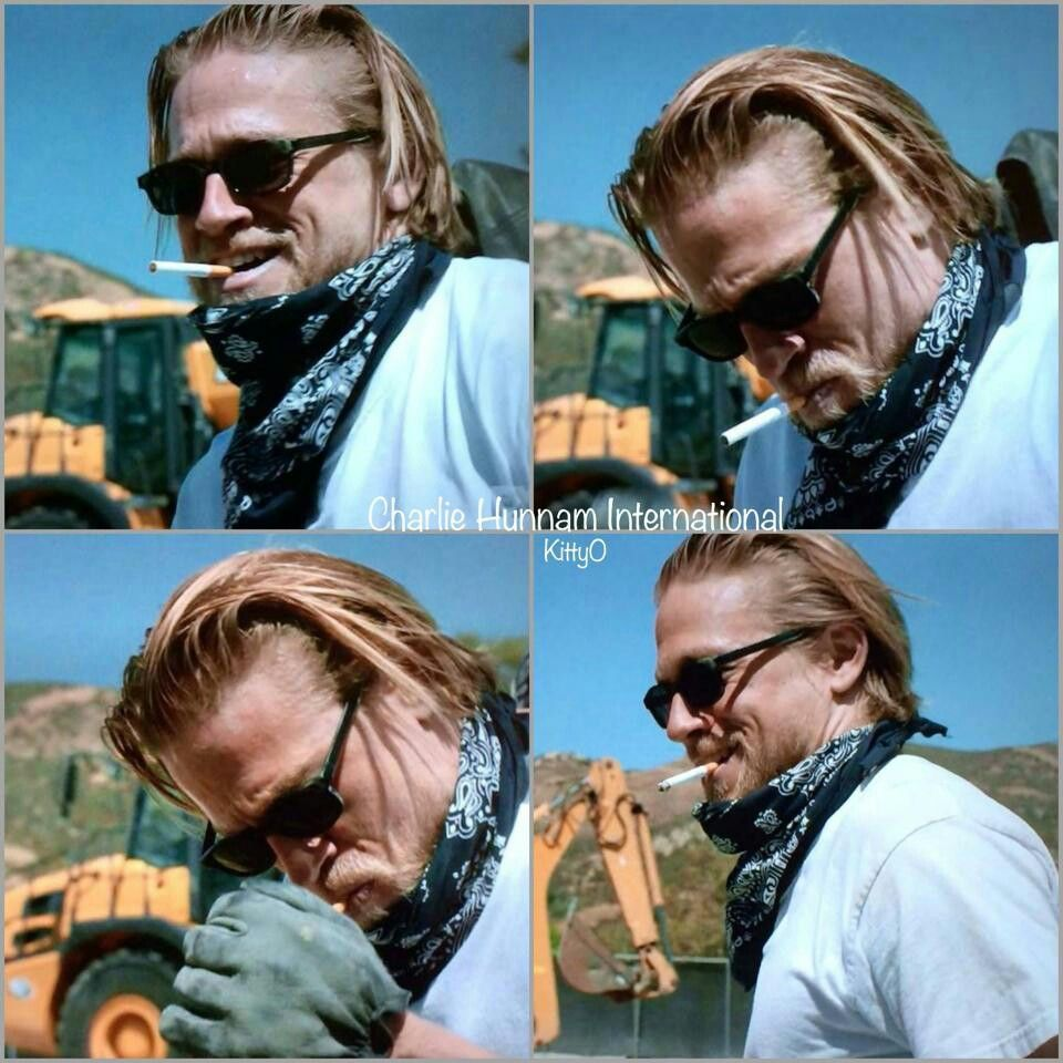 ooooooo yeah mr jax pinterest charlie hunnam sons of
