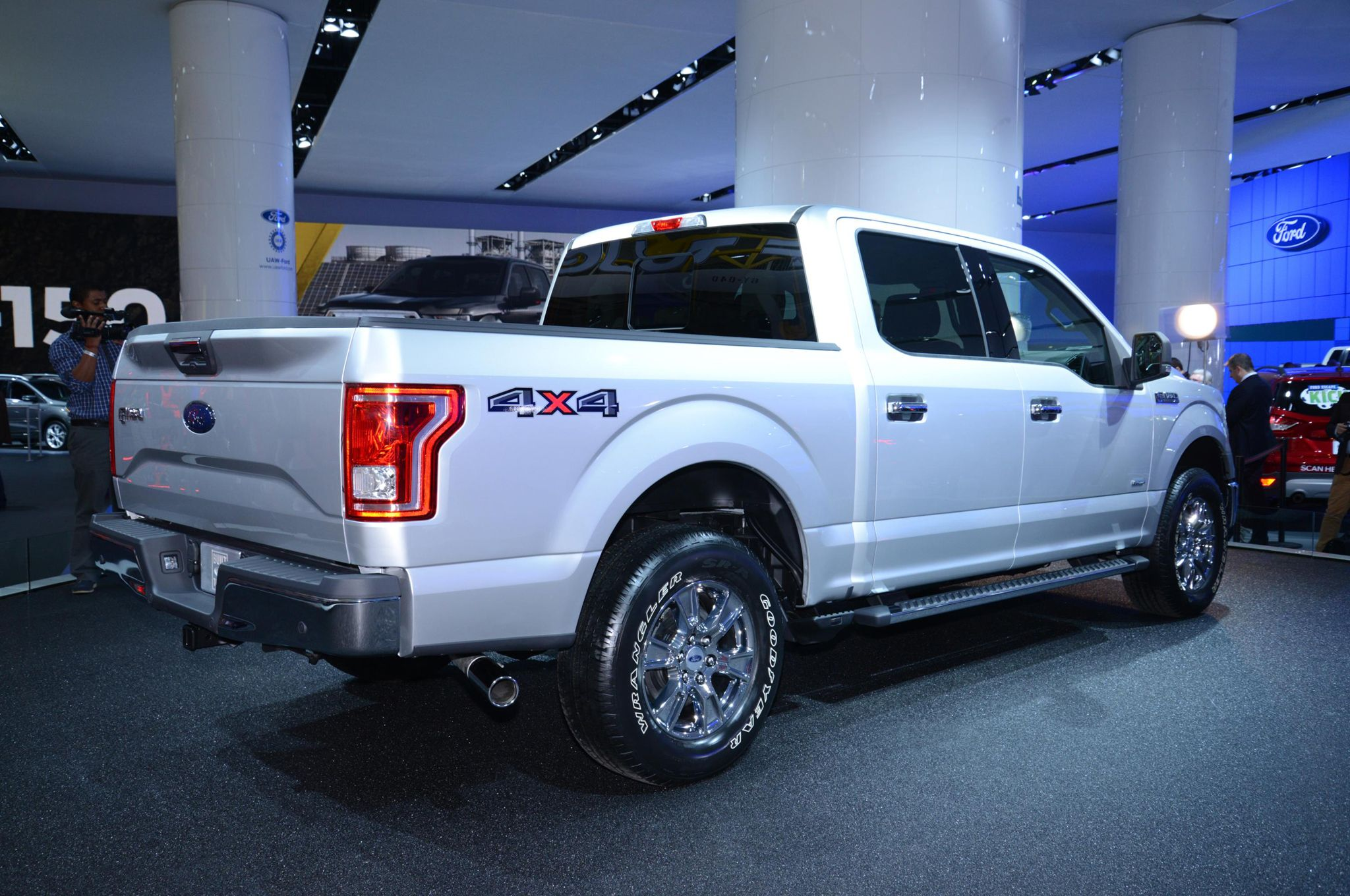 Ford redefines the pickup with all new