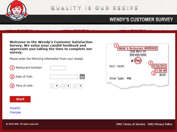 Talktowendys Talktowendys Customer Survey Free Wendy S Coupon Customer Survey Surveys Wendys Coupons