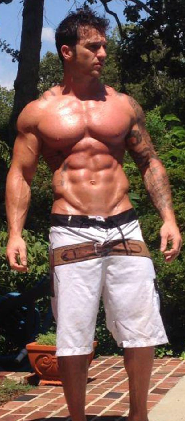 gary taylor fitness model gay escort