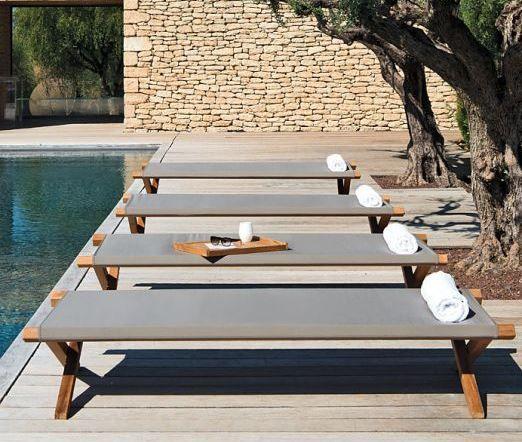 Amazon.fr : Transat Jardin Design : Jardin