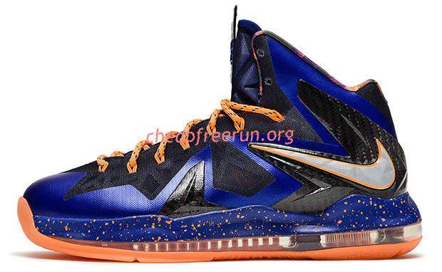 3f62461951e Nike LeBron 10 P.S. Elite Superhero