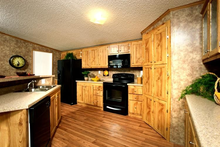 Double Wide Mobile Homes Interior | BEDROOM 2 BATH 1,962 SF DOUBLE ...