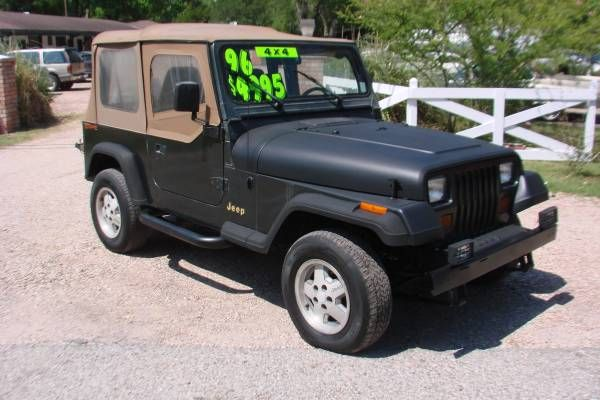 1995 Jeep Wrangler Rio Grande Summer Time Visit Our Website