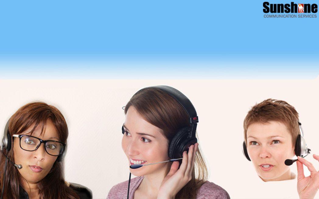 Sunshine communication services inc is a 24hour live