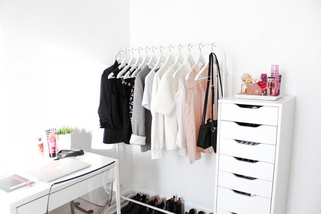Épinglé par Typically lena sur Room inspiration!   Ikea, Idée dressing, Dressing ikea