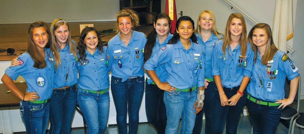 Sea Scouts honored at bridge ceremony » Local News » The