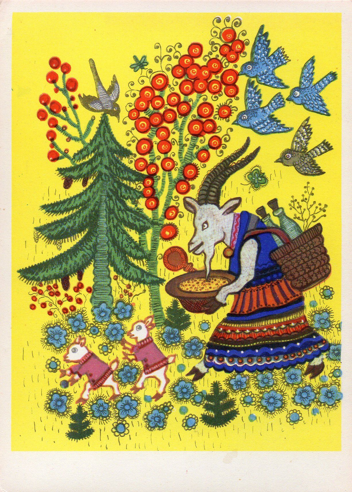 сказки васнецова открытки источник только