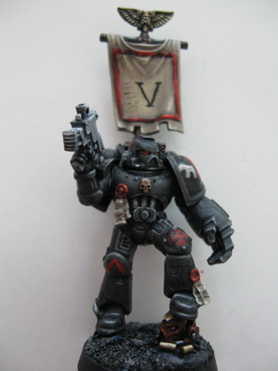 Angel of Vengeance + WORKS IN PROGRESS + The Bolter and