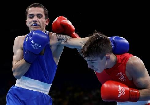 Rio boxing judges so bad in Michael Conlan 'loss' that Paddy Power promises to pay out to those who backed Irish boxer http://ift.tt/2byhZf2 Love #sport follow #sports on @cutephonecases