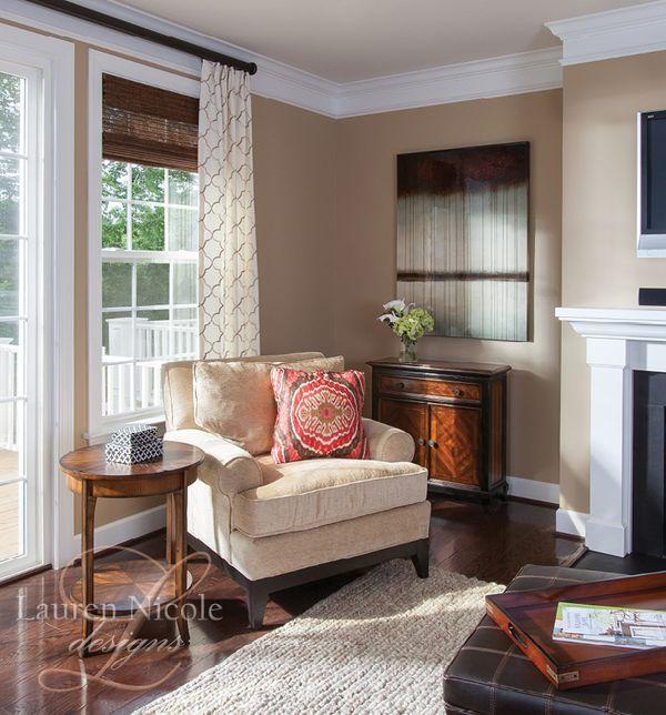 Benjamin Moore Colors For Your Living Room Decor: Benjamin Moore's Wilmington Tan