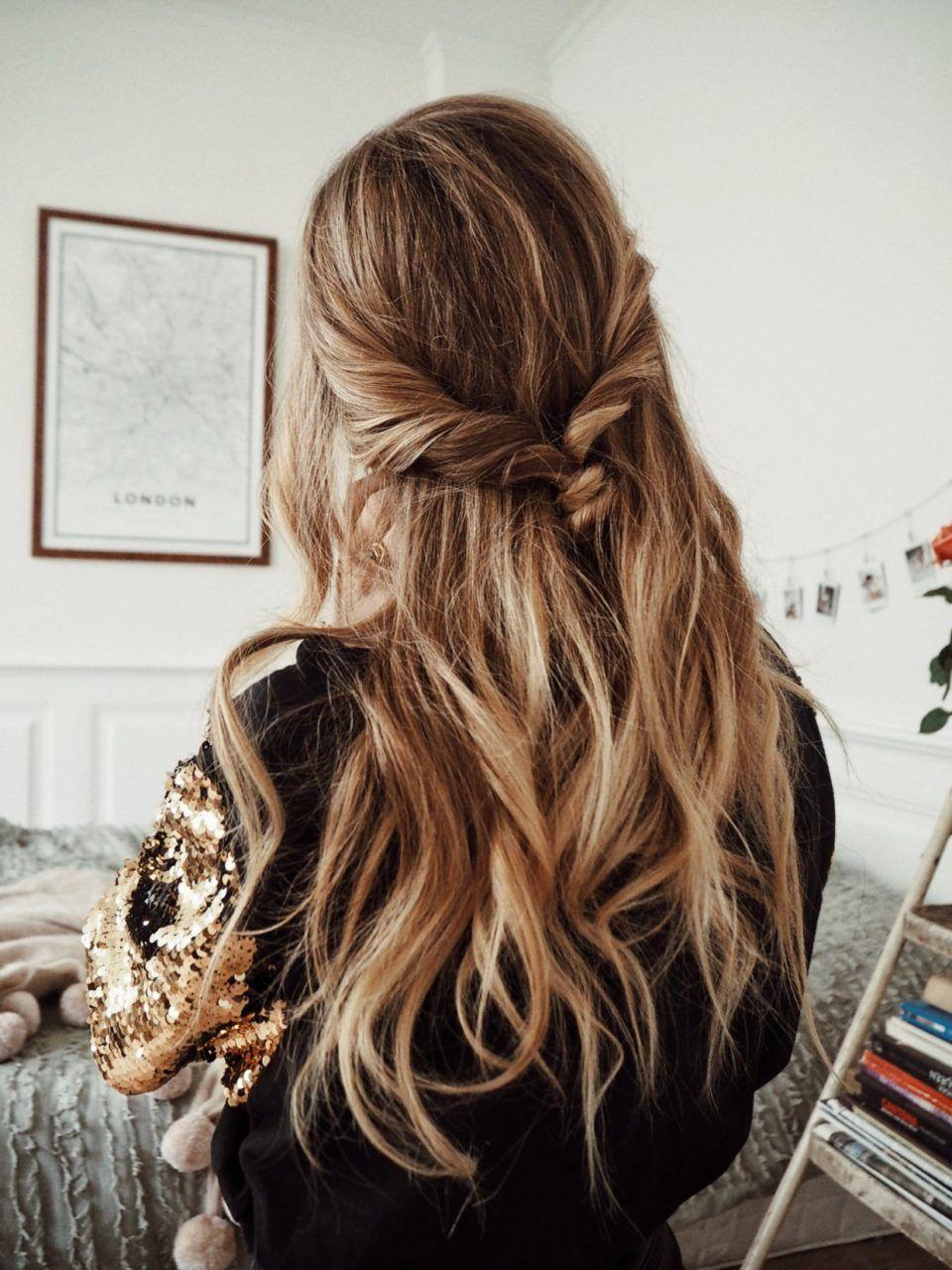 укладки на каждый день в стиле messy hair от isabella thordsen