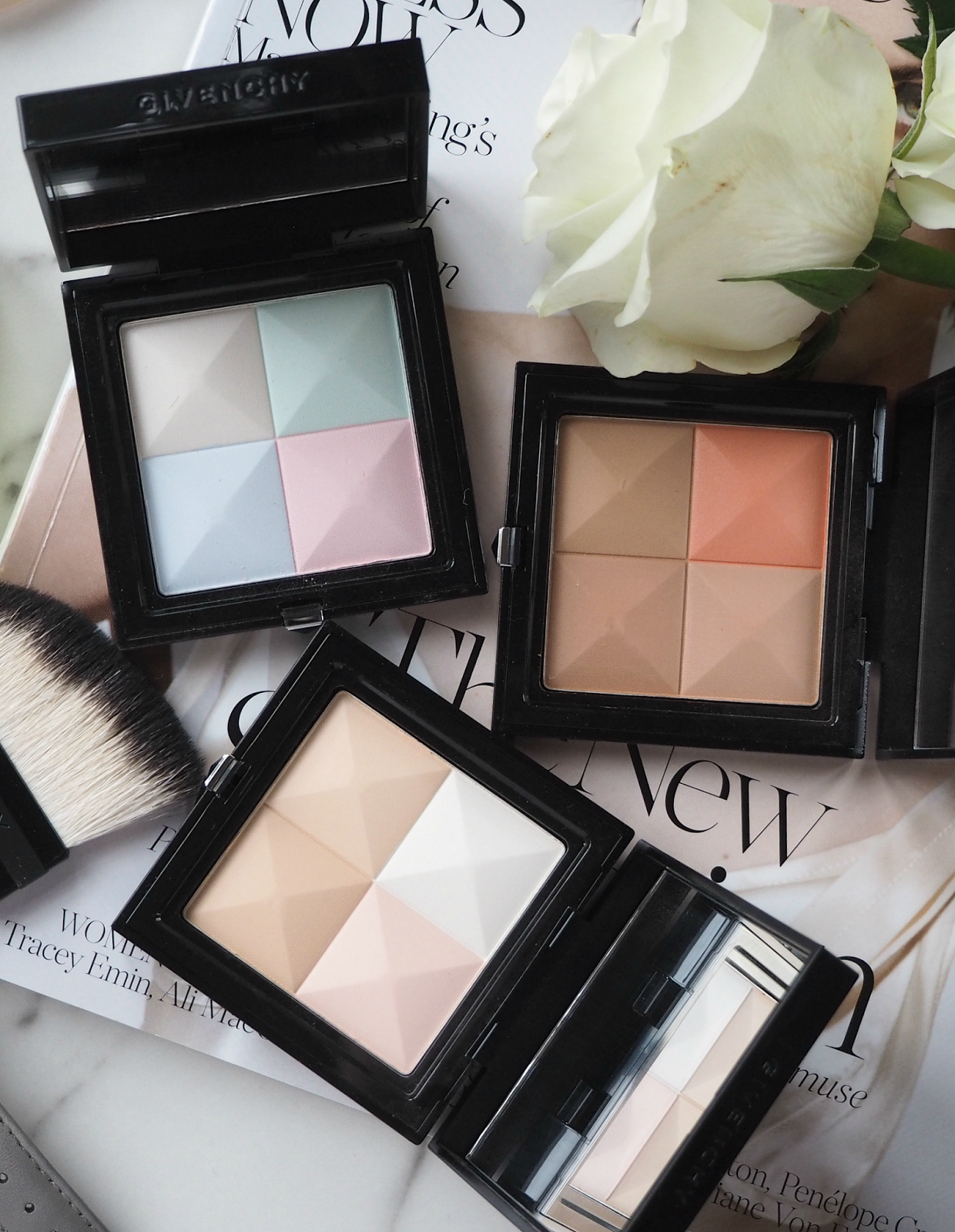 Light As Air Powders To Create A Luminous Complexion Givenchy