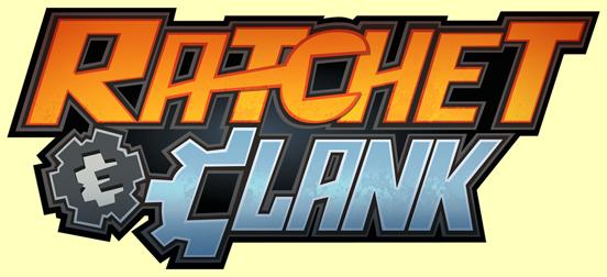 Ratchet Clank Game Logo Ratchet Robot Game