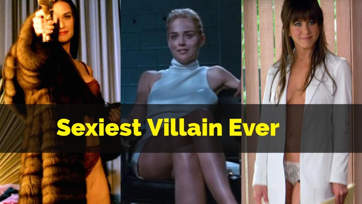 Top 10 HOTTEST Female Villains of All Time!
