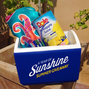 Win A Dole Prize Pack Coupon Clipinista Dole Packing Summer Giveaway