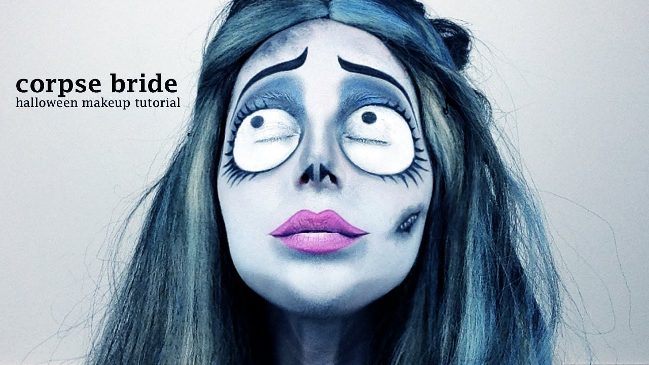 Corpse bride emily halloween makeup tutorial by jen pike corpse bride emily halloween makeup tutorial by jen pike baditri Gallery