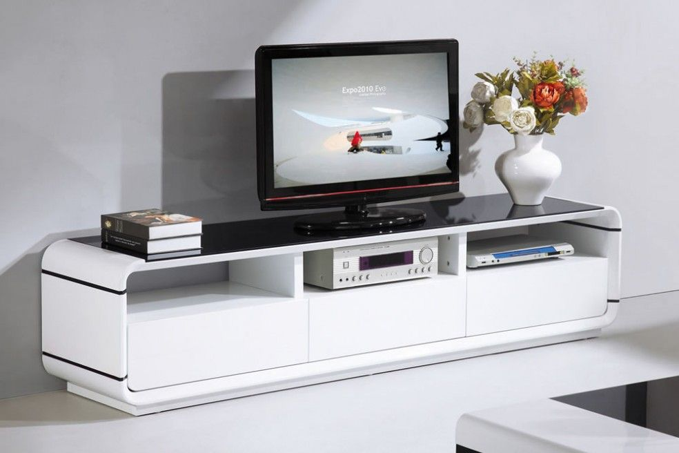 Vista 2m High Gloss Tv Unit High Gloss Tv Unit Living Room Grey