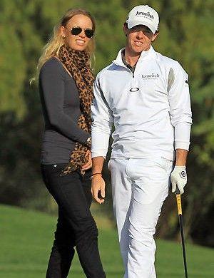Rory Mcilroy And Caroline Wozniacki Rory Mcilroy Rory Mcllroy Rory Mcilroy Girlfriend