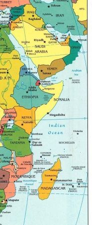 East African City States | African cities | African, East africa