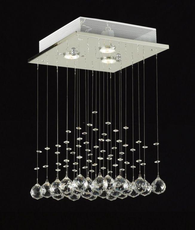 Beautiful Ceiling Crystal Chandelier Amazon Modern Chandeliers