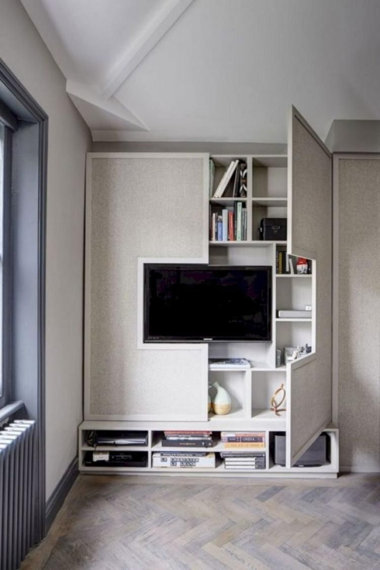 50 Wonderful Cozy Bedroom Storage Ideas For Small Space Ideas ...