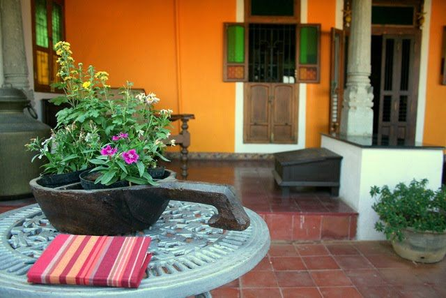 Ethnic Indian Decor: An Indian home in Bangalore