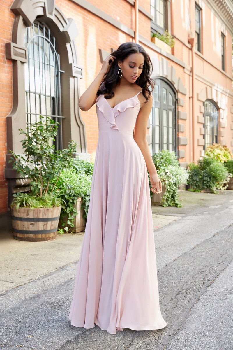 Hayley paige occasions bridesmaid dress hayley paige blush
