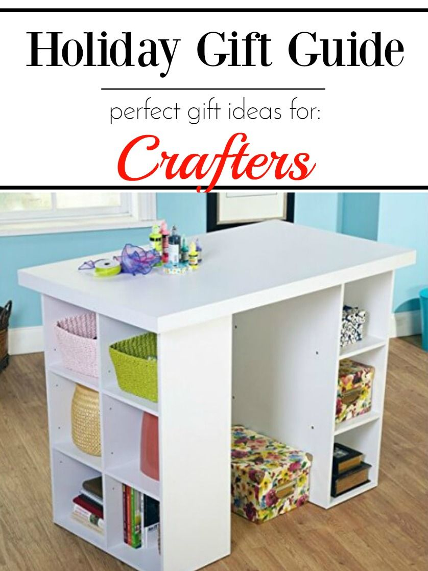 Great gift for Crafters or DIY'er. This is perfect for so