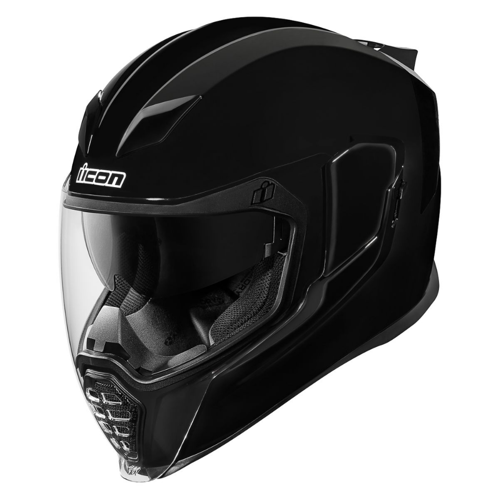 Icon Airflite Helmet Cool motorcycle helmets, Motorcycle