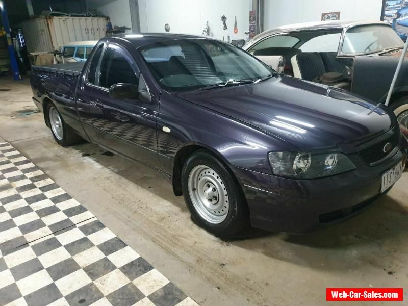 Car For Sale Ford Falcon Ute V8 With Images