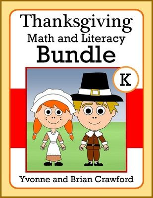 Thanksgiving Bundle for Kindergarten Endless $