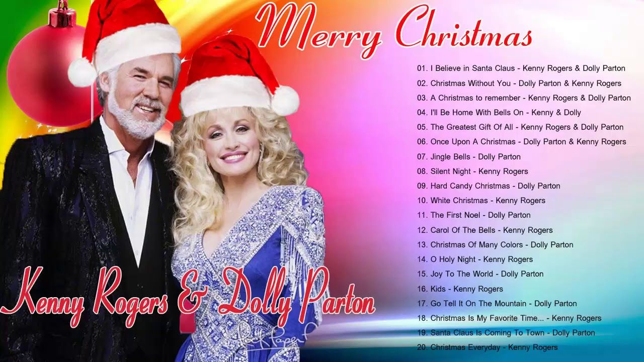 Kenny Rogers, Dolly Parton Christmas Album || Dolly Parton and Kenny ...