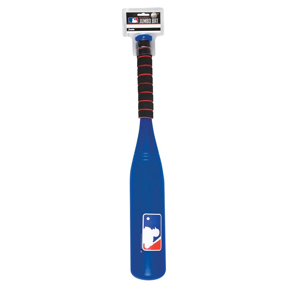 54559bb9b36 Franklin Sports MLB Jumbo PE Baseball Bat - Blue
