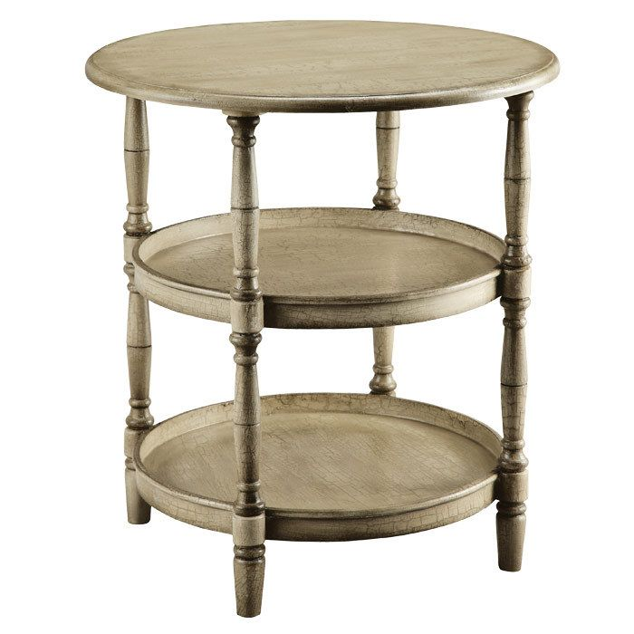 Painted Treasures Accent Table