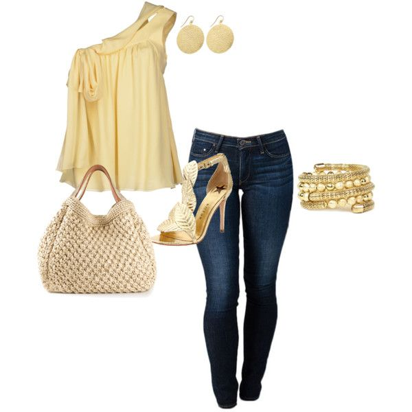 """Thursday: Drinks after work"" by bsimon623 on Polyvore"