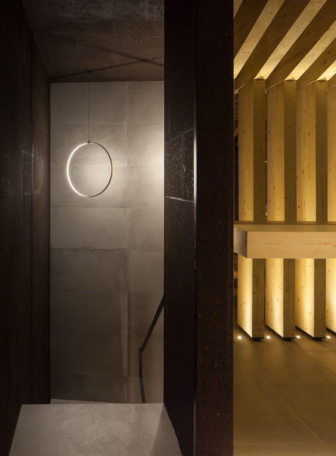José Campos Architecture photography, Arch interior
