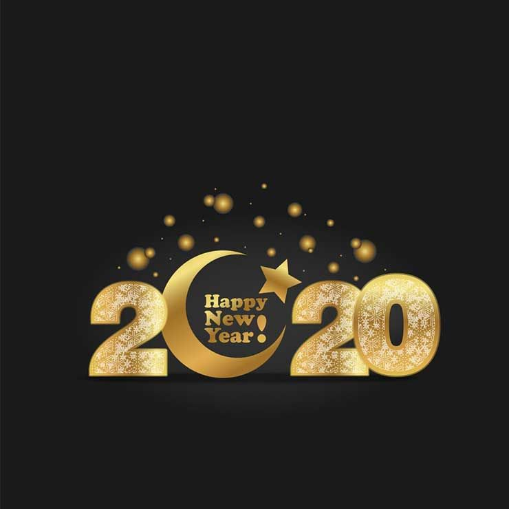 Happy New Year Greetings And Wishes Images 2020 Happy New