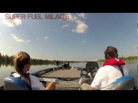 Red River 9-3-12 Spro topwater bass and a boat ride  Phoenix
