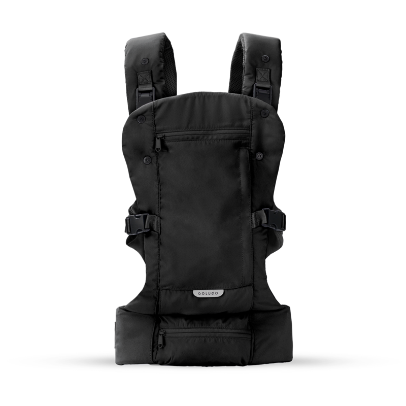 The Compact Stroller Black Baby carrier, Compact