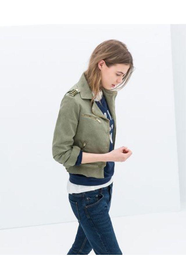 I love this Zara's jacket❤️