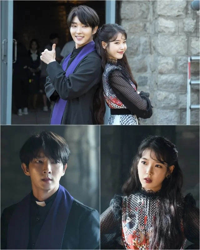 Lee Jun Ki Has A Priestly Face Off With Immortal Iu In Episode 3