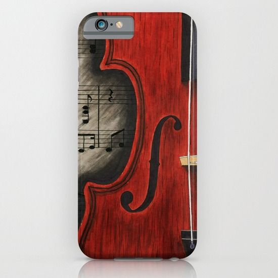 iphone 6 case violin