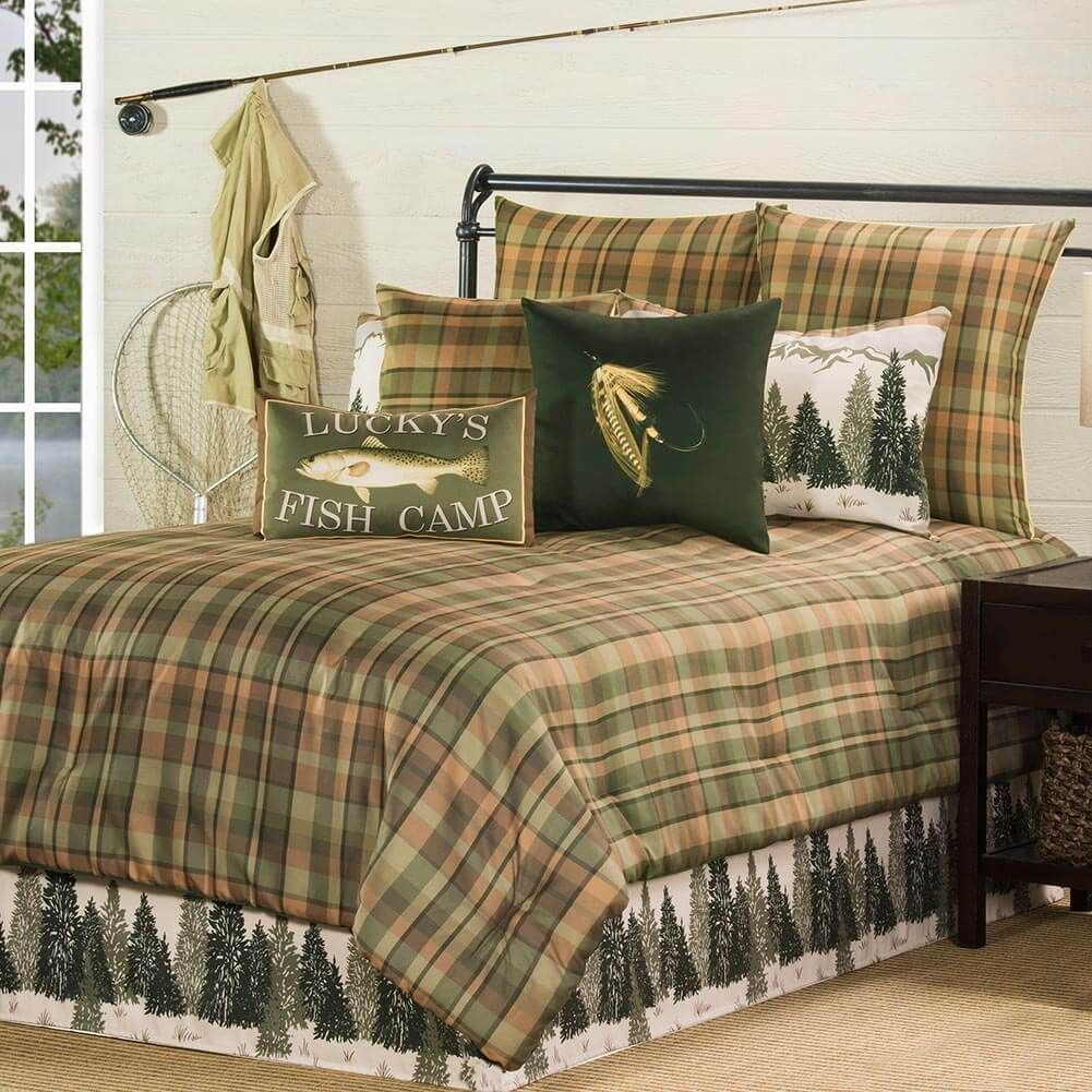 Woodland River Luxury Bedding Collection In 2019