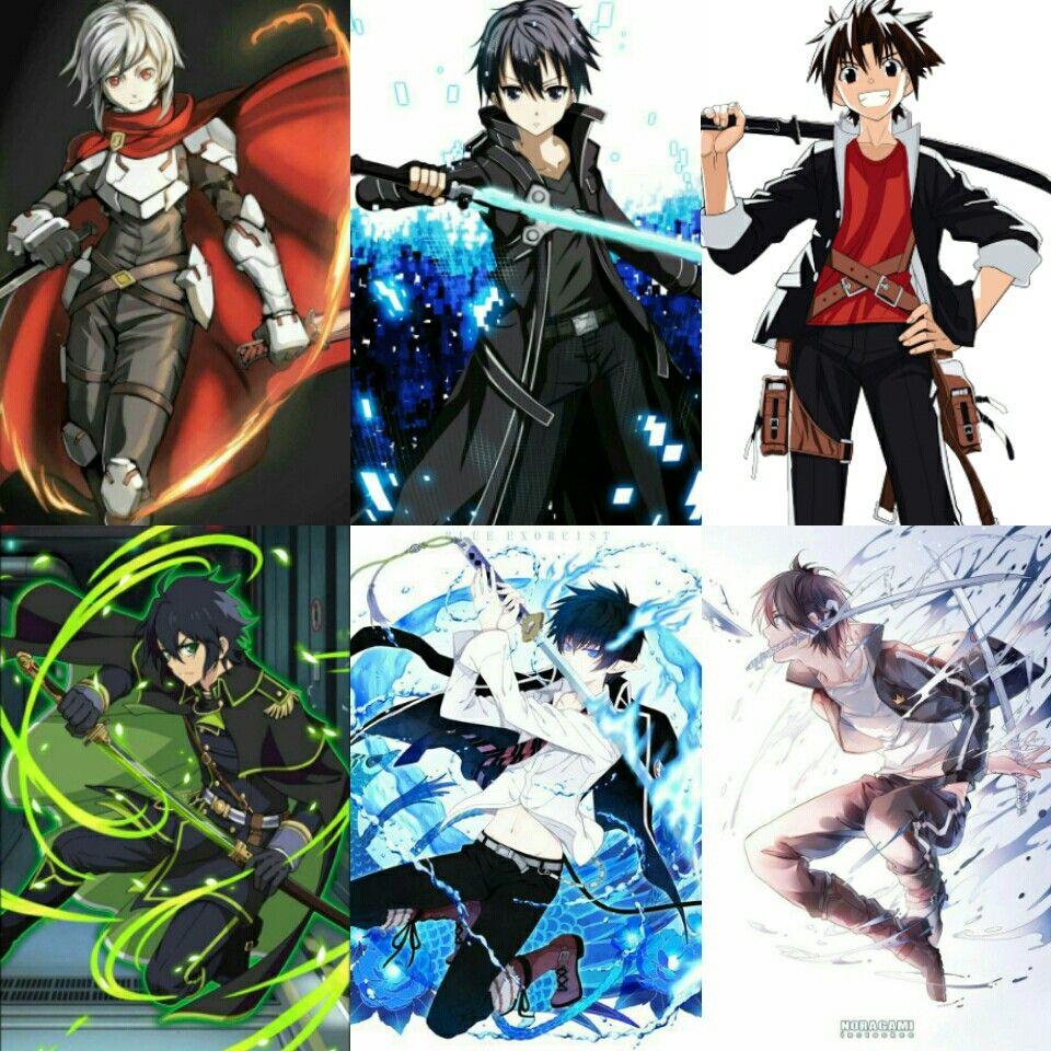 Free Download Zingbox Manga: UQ Holder HQ Manga Poster P Epic HQ Manga Posters T