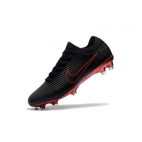 sale retailer 6e480 d04af Nike Mercurial - Barato Nike Mercurial Vapor Flyknit Ultra FG Rojo Zapatos  De Futbol Outlet
