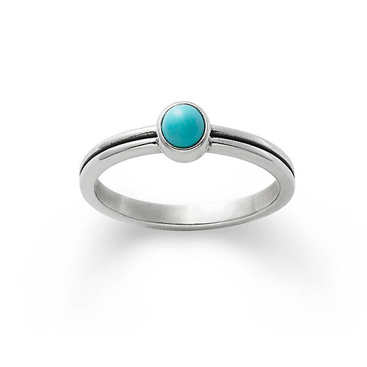 Tiny Turquoise Ring  James Avery
