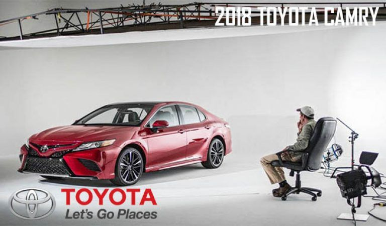 2018 Toyota Camry Coupe