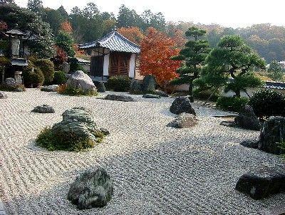 Créer un jardin zen  guide pratique Zen, Jardines zen y Japon - jardines zen
