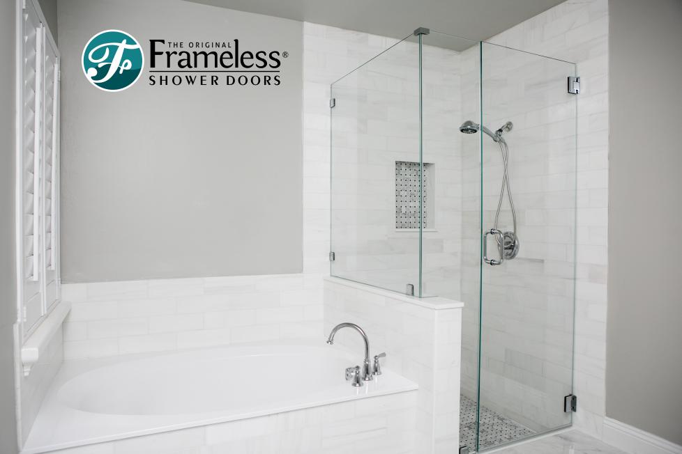 90 Degree Shower Door Frameless Shower Doors Shower Doors 90